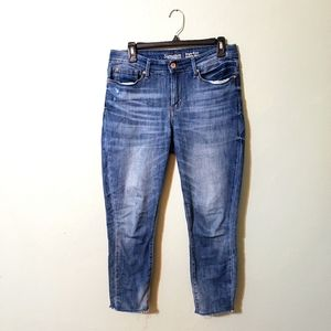 Levis signature high rise skinny womens size 6